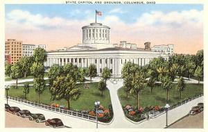 State Capitol, Columbus, Ohio