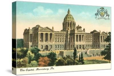 State Capitol, Harrisburg, Philadelphia, Pennsylvania