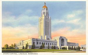 State Capitol, Lincoln, Nebraska