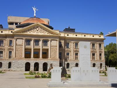 State Capitol Museum, Phoenix, Arizona, United States of America, North America-Richard Cummins-Photographic Print
