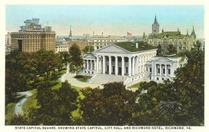 State Capitol, Richmond, Virginia