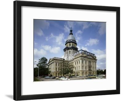 State Capitol, Springfield, Illinois, USA