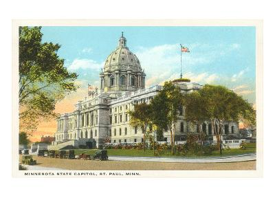 State Capitol, St. Paul, Minnesota--Art Print