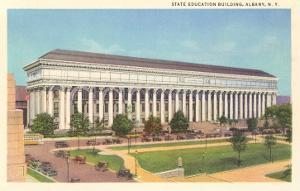 State Education Building, Albany, New York