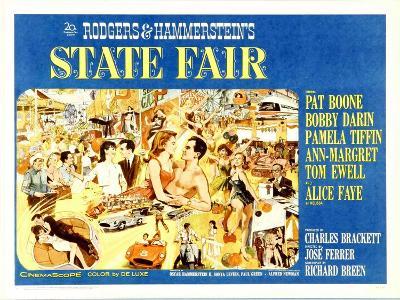 State Fair, 1962--Art Print