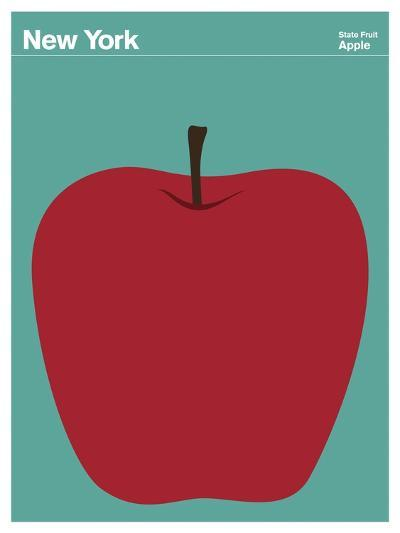 State Poster NY New York--Giclee Print