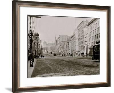 State St. Capitol, Albany, N.Y.--Framed Photo