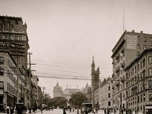State Street and Capitol, Albany, N.Y.