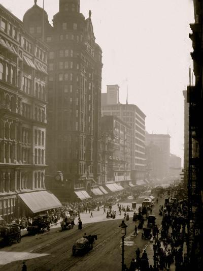 State Street, Chicago, Ill.--Photo