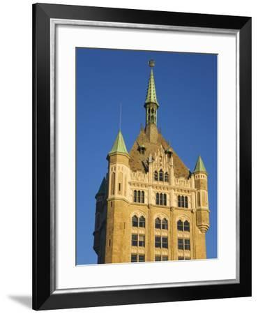 State University of New York, Albany, New York State, United States of America, North America-Richard Cummins-Framed Photographic Print