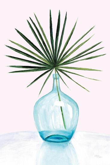 Statement Palms I--Art Print