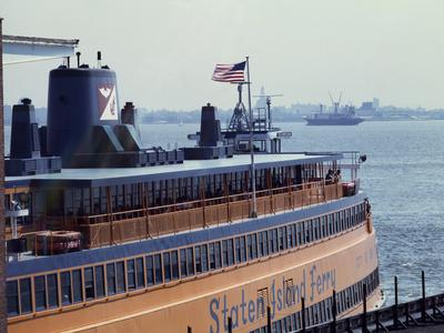 Staten Island Ferry-Carol Highsmith-Photo