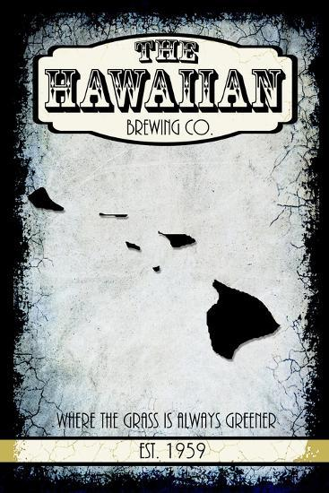 States Brewing Co Hawaii-LightBoxJournal-Giclee Print