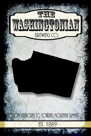 States Brewing Co Washington-LightBoxJournal-Giclee Print