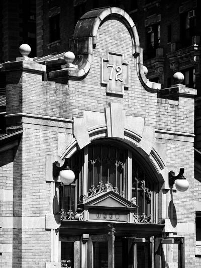 Station Entrance of 72nd Street, IRT Broadway Subway Station, Upper West Side, Manhattan, New York-Philippe Hugonnard-Photographic Print