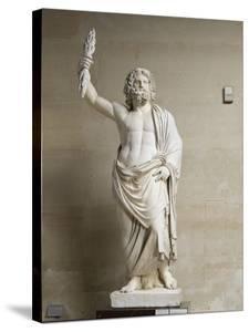 Statue de divinité masculine, dite Jupiter de Smyrne