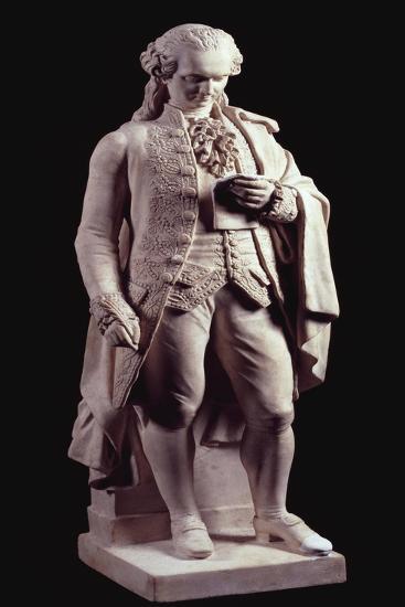 Statue of Anne-Robert Jacques Turgot--Giclee Print