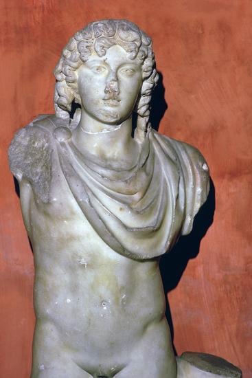 Statue of Apollo. Artist: Unknown-Unknown-Giclee Print