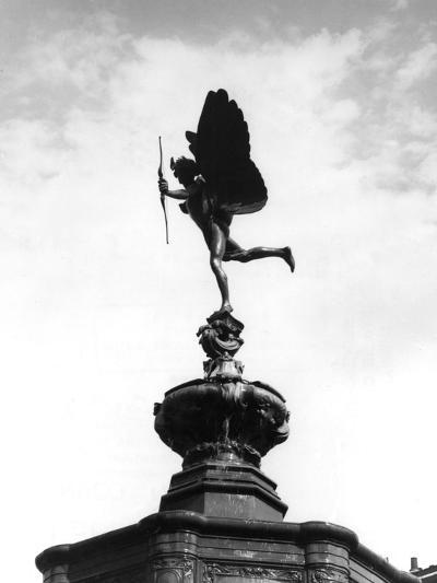 Statue of Eros-Fred Musto-Photographic Print