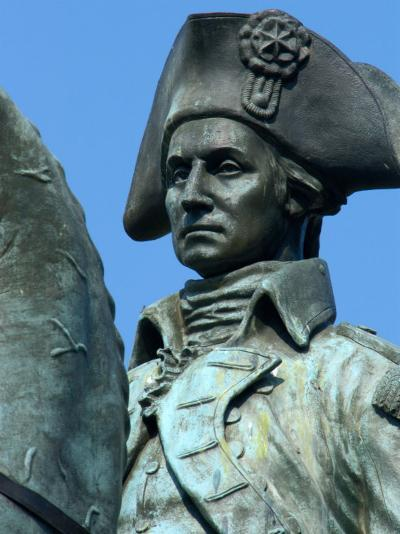 Statue of General George Washington, Washington DC, USA-Lisa S^ Engelbrecht-Photographic Print