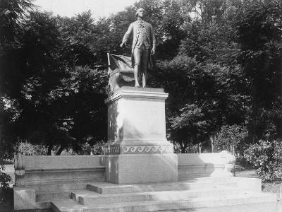 Statue of George Washington (1732-179), Buenos Aires, Argentina, 1927--Giclee Print
