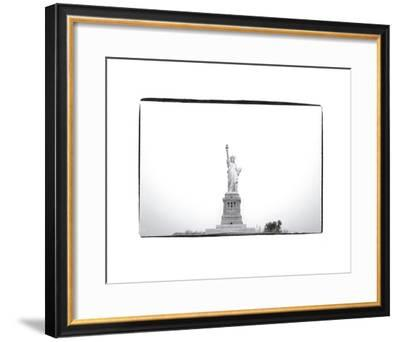 Statue of Liberty, 1982-Andy Warhol-Framed Giclee Print