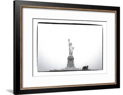 Statue of Liberty, c.1982-Andy Warhol-Framed Art Print