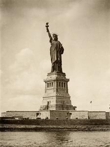 Statue of Liberty, Circa 1890