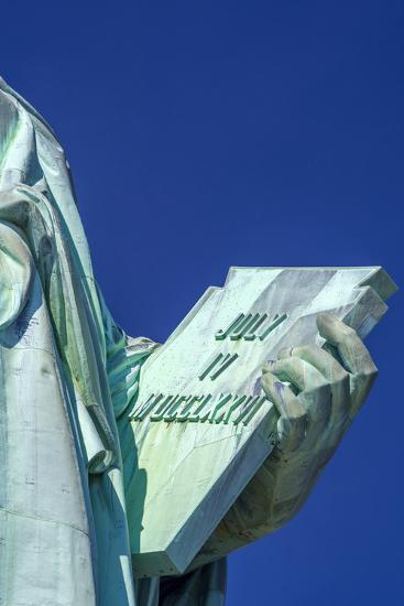 Statue of Liberty, Liberty Island, Manhattan, New York, United States of America, North America-Alan Copson-Photographic Print