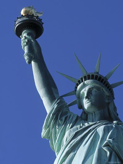 Statue of Liberty, New York City, USA-Jon Arnold-Photographic Print