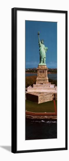 Statue of Liberty-James Blakeway-Framed Art Print