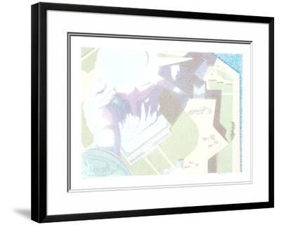 Statue of Liberty-Jim Sundquist-Limited Edition Framed Print