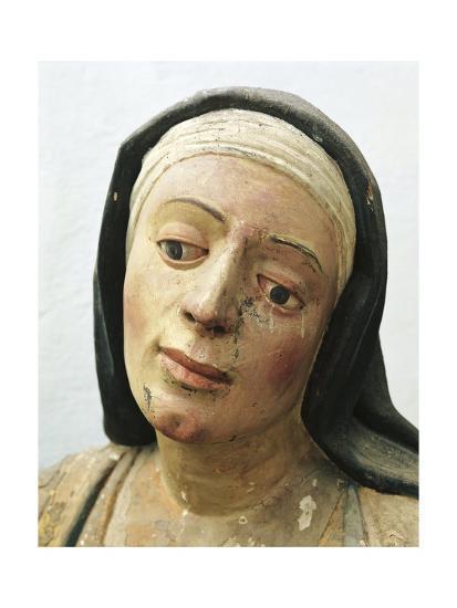 Statue of Martha of Bethania--Giclee Print