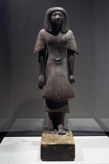 Statue of Piay, Ca 1300 BC--Giclee Print