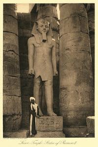 Statue of Ramses II, Luxor