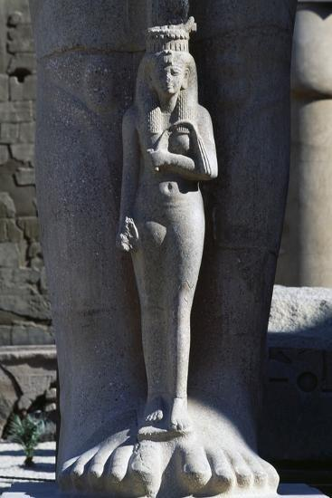 Statue of Wife of Pinedjem I--Photographic Print
