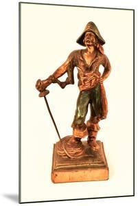 Statuette of Pirate
