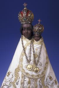 Statuette of the Virgin Mary of Svatá Hora