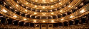 Stavovske Theater, Prague, Czech Republic