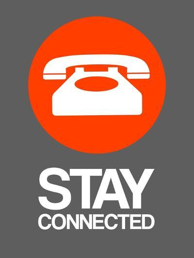 Stay Connected 2-NaxArt-Art Print