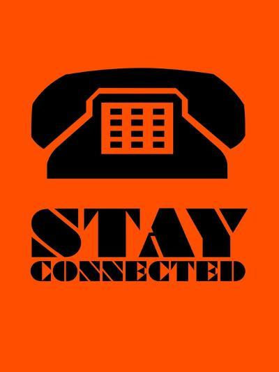 Stay Connected 3-NaxArt-Art Print