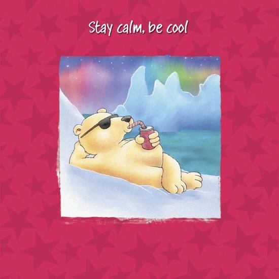 Stay Cool-FS Studio-Giclee Print