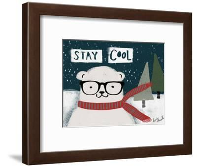Stay Cool-Katie Doucette-Framed Art Print