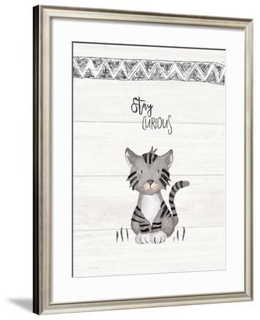 Stay Curious-Jo Moulton-Framed Art Print