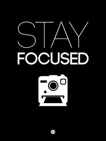Stay Focused 1-NaxArt-Art Print