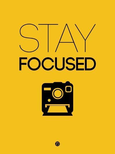 Stay Focused 2-NaxArt-Art Print