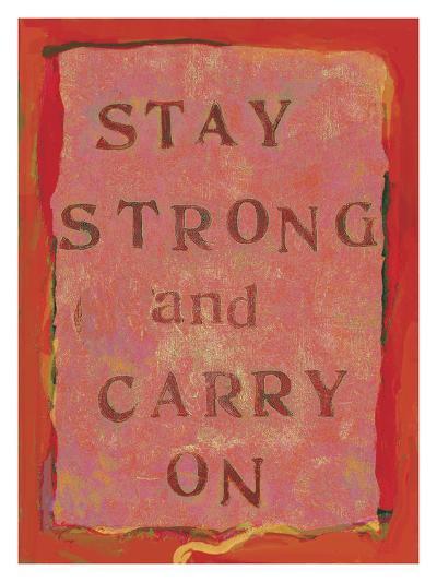 Stay Strong Ii-Lisa Weedn-Giclee Print