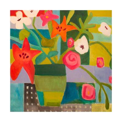 Stay Together-Annie O?Brien Gonzales-Art Print