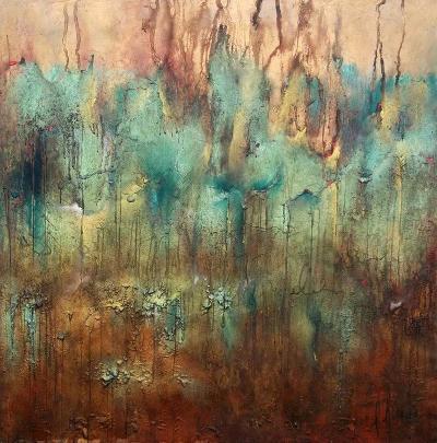 Steadfast-Leticia Herrera-Art Print