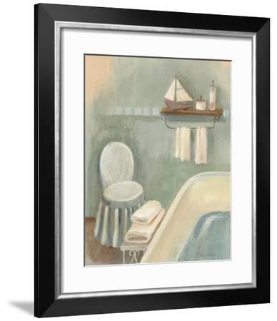 Steam Bath I-Silvia Vassileva-Framed Art Print